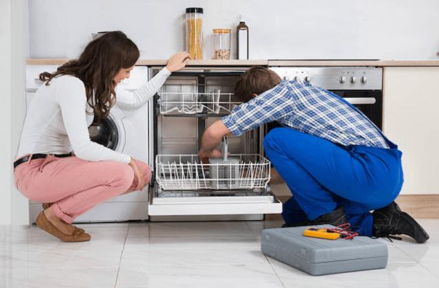 davie dishwasher repair
